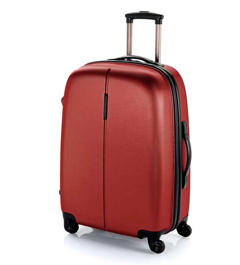 Comprar Gabol Trolley mediano Paradise cierre TSA teja -48x67x27cm-