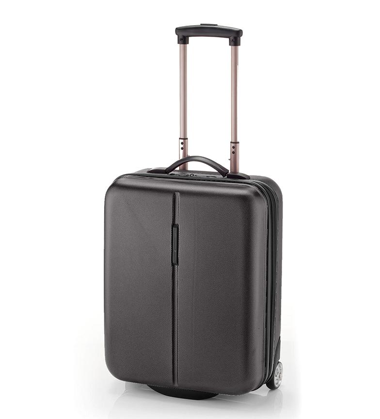 Comprar Gabol Paraíso Cabin Trolley cinza -38x53x20cm-