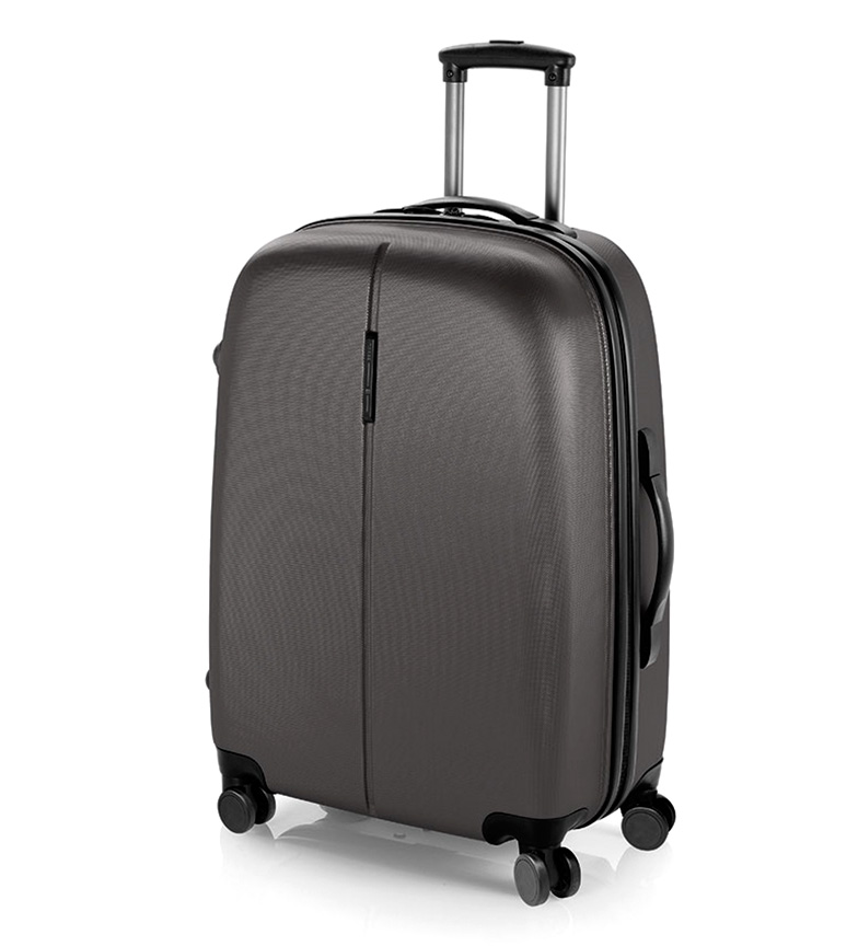 Comprar Gabol Medium Trolley Paradise TSA closure gray -48x67x27cm-