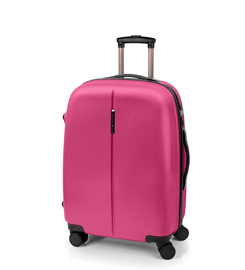 Comprar Gabol Media Trolley TSA blocco Paradise fucsia 48x67x27cm-