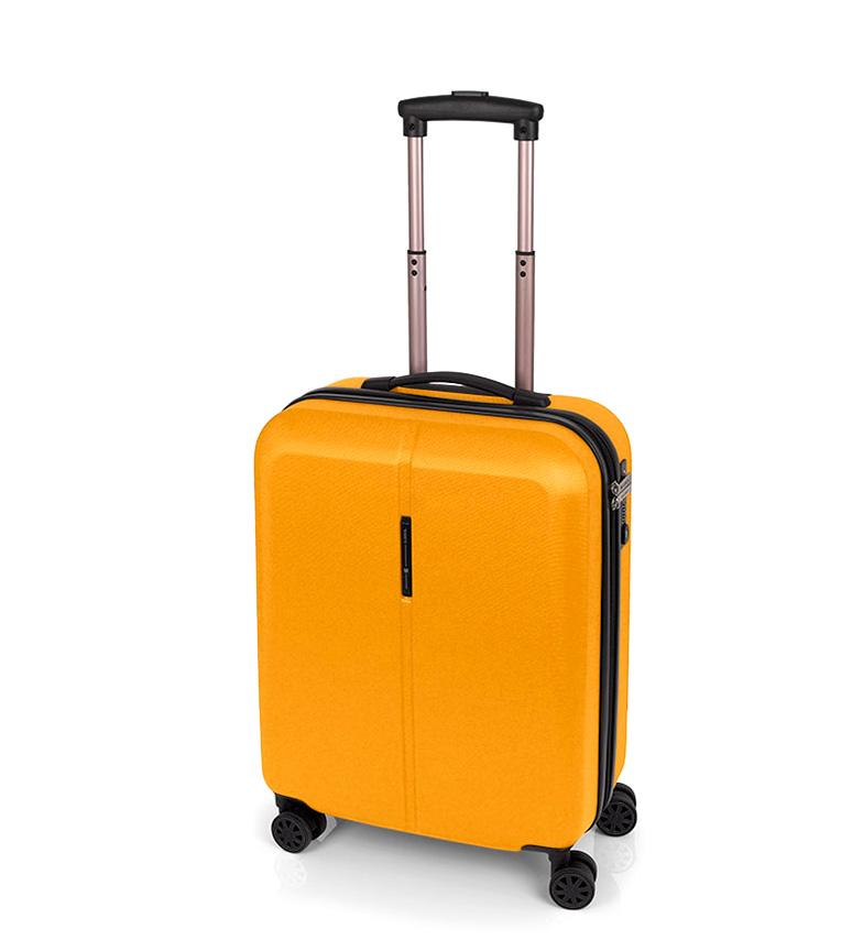 Comprar Gabol Paradise Cabin serrure TSA Trolley -39x55x20cm- moutarde