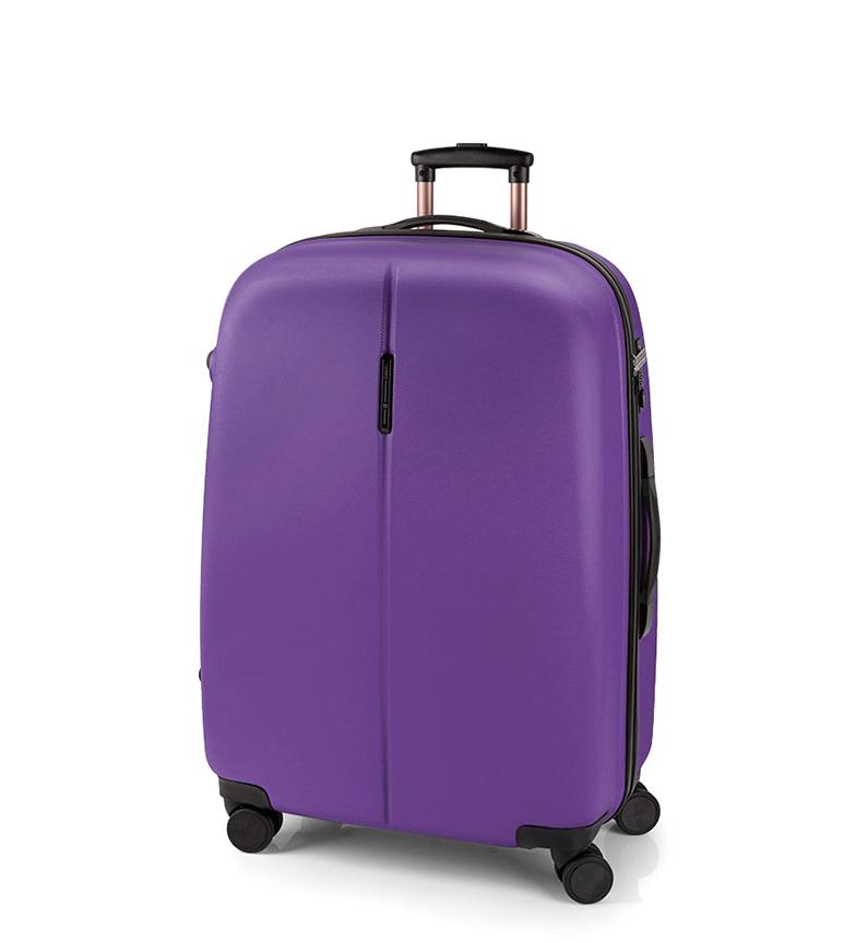 Comprar Gabol Paradise Trolley TSA bloccare grande -56x77x32cm- viola