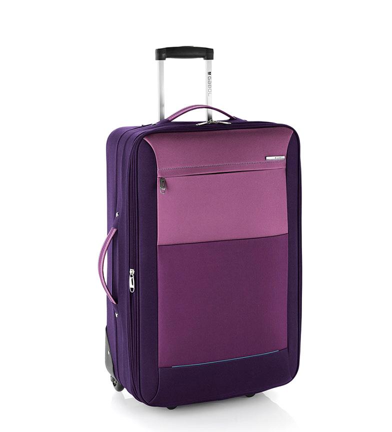 Comprar Gabol Moyen de chariot violet Reims -42x66x27cm-