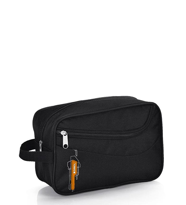 Comprar Gabol Settimana neceser black-28x18x12 cm-