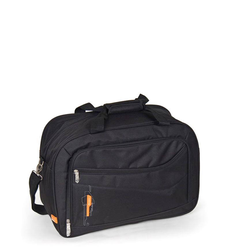 Comprar Gabol Week bag black-50x35x23 cm-