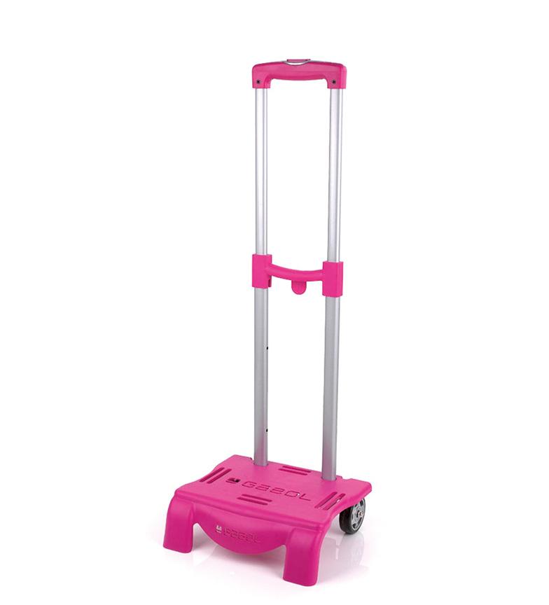Comprar Gabol Scuola trasporto 2000 SC rosa
