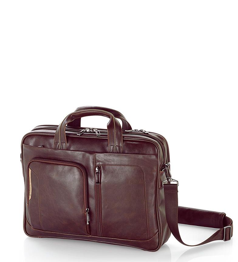Comprar Gabol Portefeuille ombre cm- brun 42x31x9