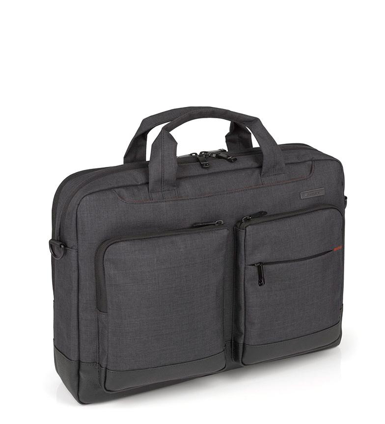 Comprar Gabol Cartera System gris -42x32x10cm-