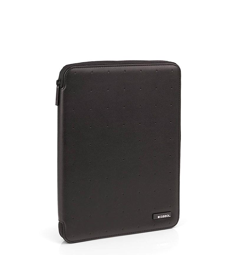 Comprar Gabol Portatodo Alpha black-25x33x3 cm-