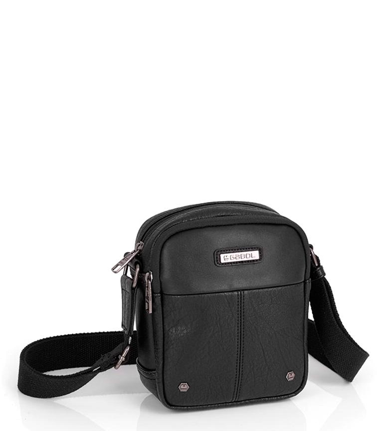 Comprar Gabol Poche sac à bandoulière cm- noir 14x17x8