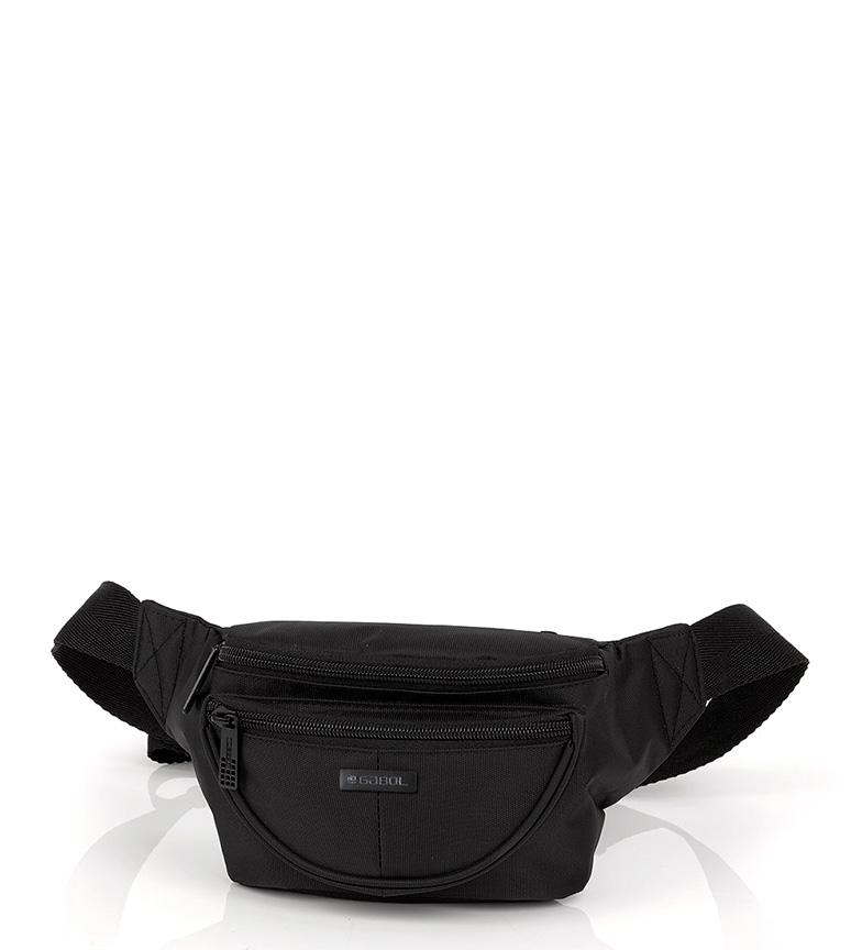 Comprar Gabol Riñonera Gear negro -29x13x7cm-
