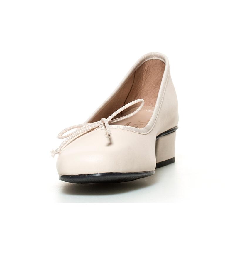 Tacn3cm Dchicas De Lux Piel Zapatos Crudoaltura BCWQdoErxe
