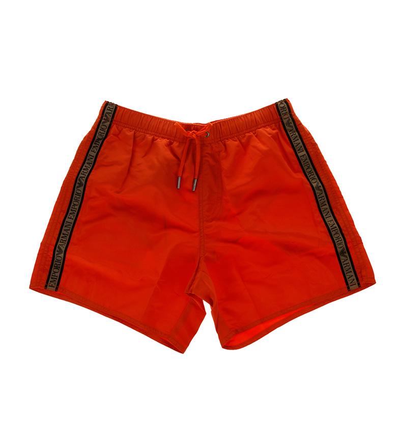 Comprar Emporio Armani Orange bathing suit
