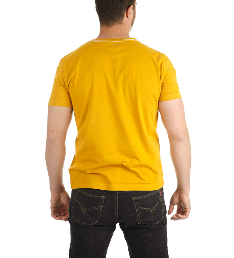 Tommy Andr Tommy Camiseta Tommy Camiseta Hilfiger Hilfiger Andr qtqw58