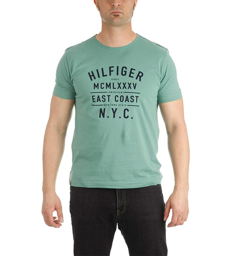 Comprar Tommy Hilfiger André Menta T-Shirt