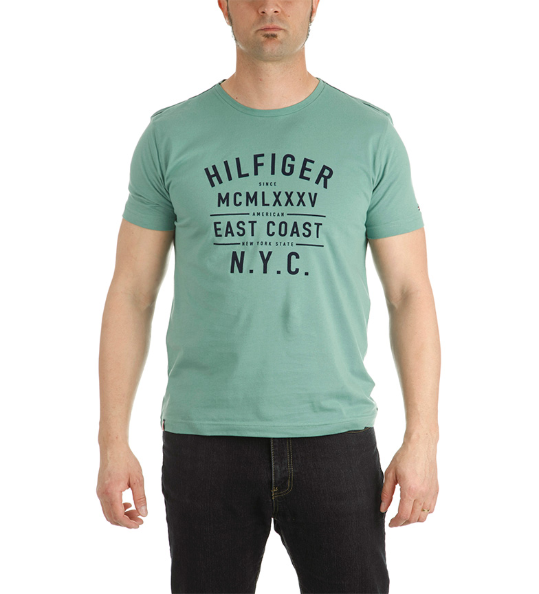Camiseta AndrMenta Hilfiger Camiseta Tommy Hilfiger Tommy AndrMenta 80wNmn