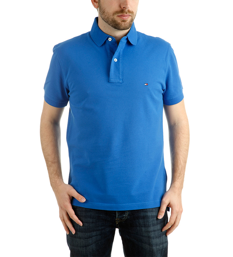 Tommy Hilfiger Polo Ero azul