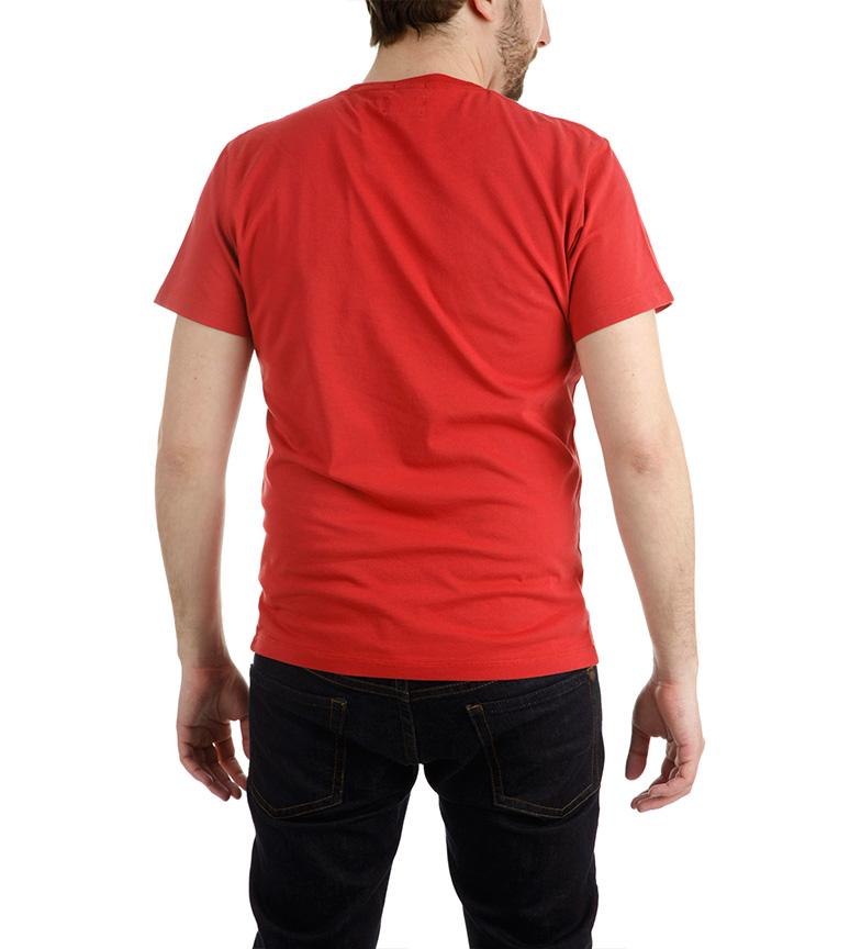Jeans rojo Pepe Camiseta Cluster Jeans Pepe rrxwqSnEXB