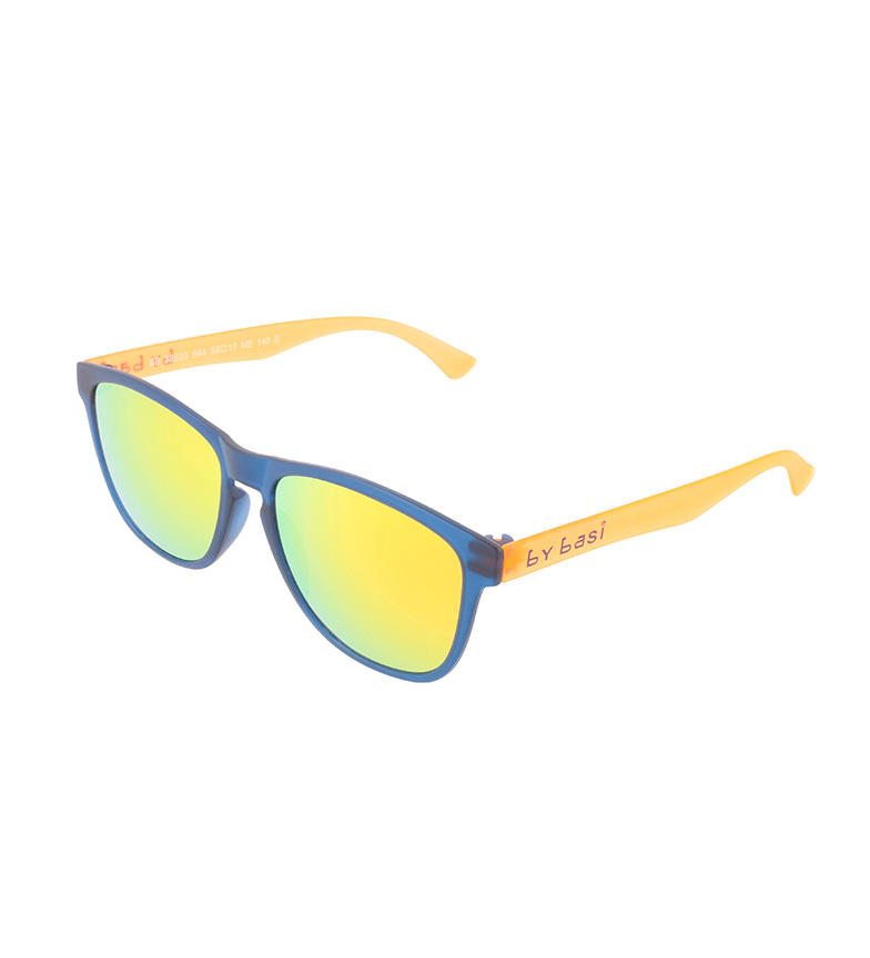 B Av Basi Gafas De Sol Bb38033616 Gris, Amarillo