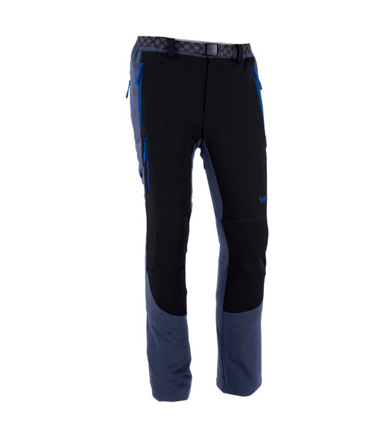 Comprar Izas Pants Verbier black, blue