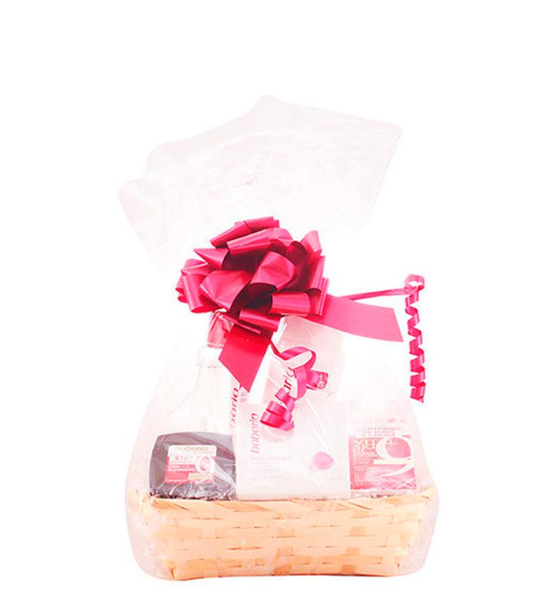 Comprar Babaria Barbaria églantier Crème Visage Soins du visage + Lot 4PZ Eau Micellaire + Contour des Yeux + Lait Démaquillant