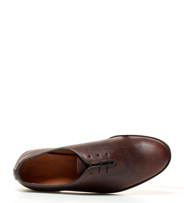 de Blucher Valverde Herce marrón Zapatos piel ZqgxT4w