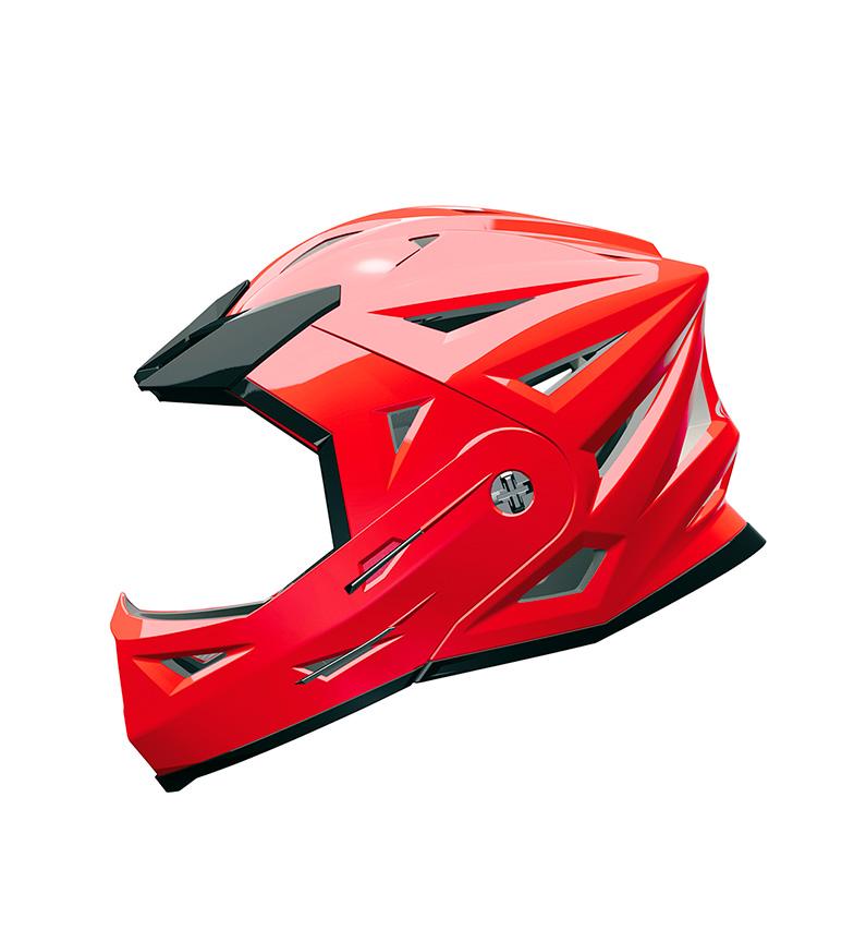 Comprar SHIRO HELMETS Casco Xtreme SHIRO SH-204 rosso