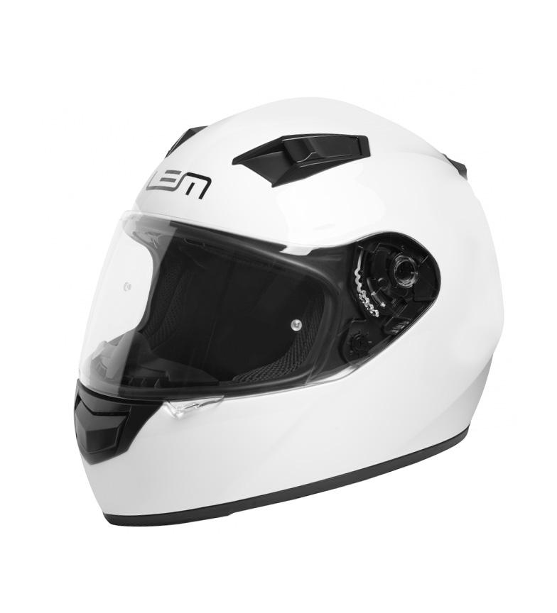 Comprar Lem Helmets Capacete integral LEM Shadow 2.0 Sólido branco