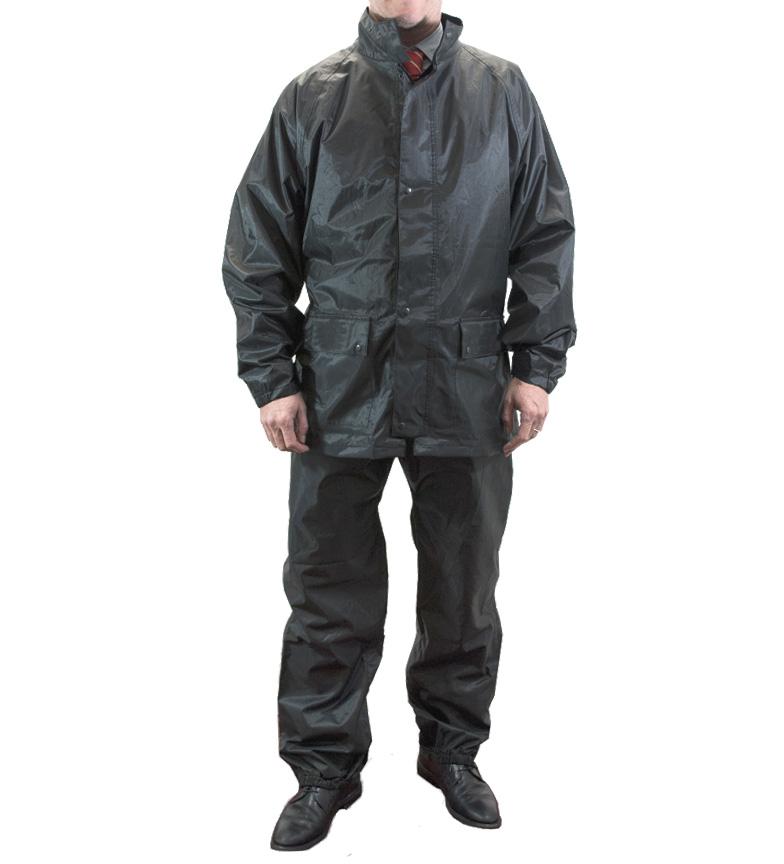 Comprar Lem Wear Conjunto de chuva preto