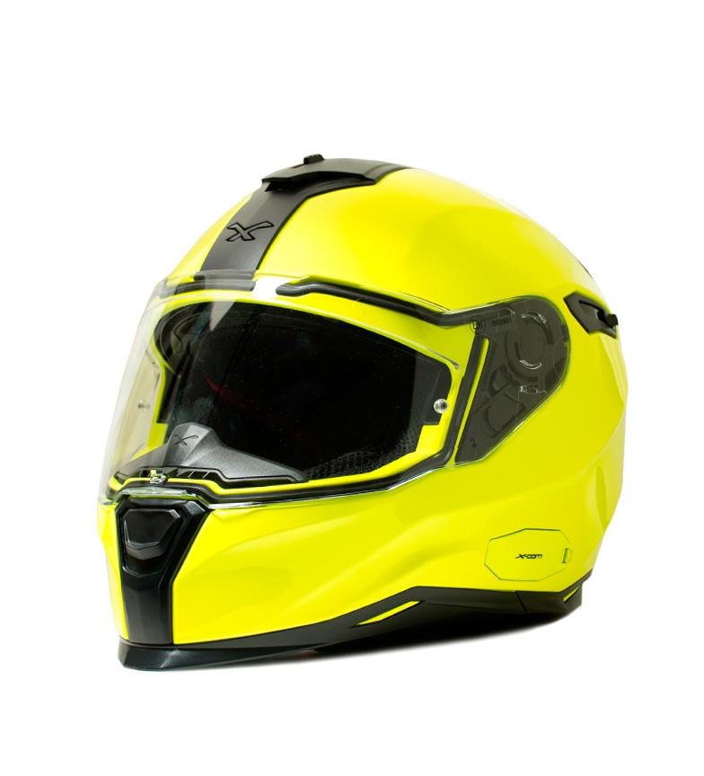 Comprar Nexx Helmets Casco integrale Urban SX.100 giallo chiaro