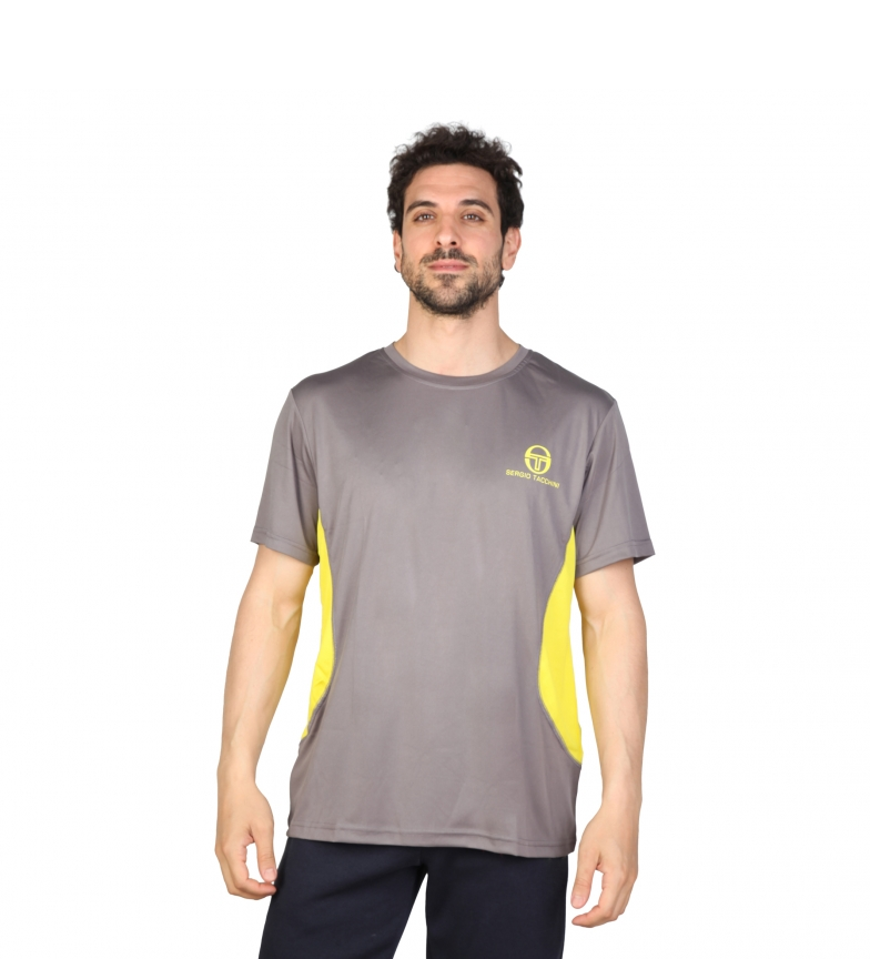 Sergio Tacchini Camiseta Carlo gris