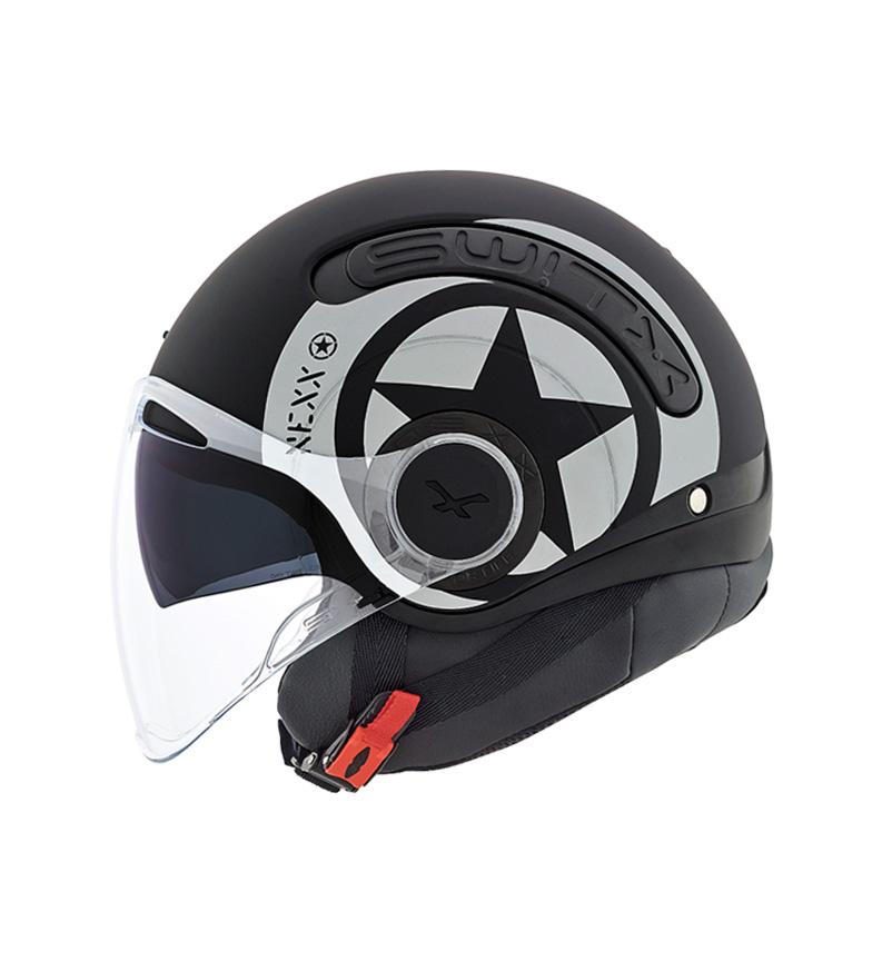 Comprar Nexx Helmets Helix Switx SX.10 Hero preto fosco