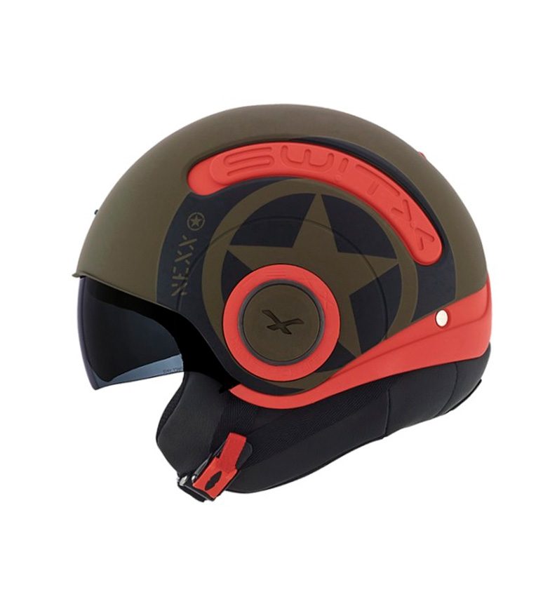 Comprar Nexx Helmets Casco Switx SX.10 Hero kaki mate