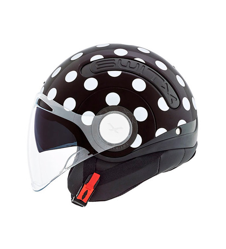 Comprar Nexx Helmets Helmet Switx SX.10 Polka black, white