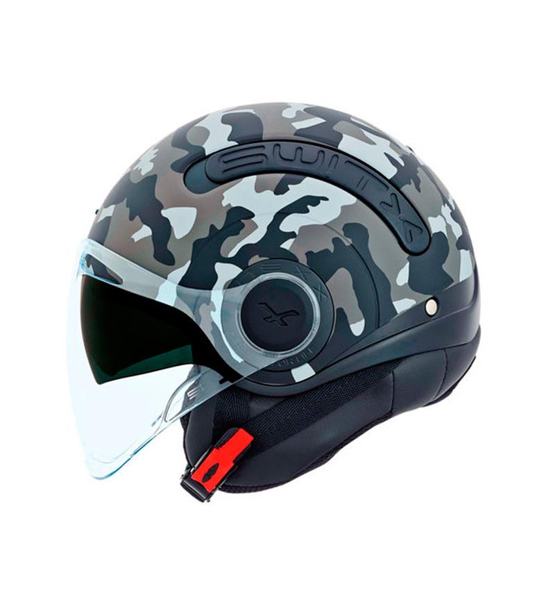 Comprar Nexx Helmets Grey capacete camo Switx SX.10