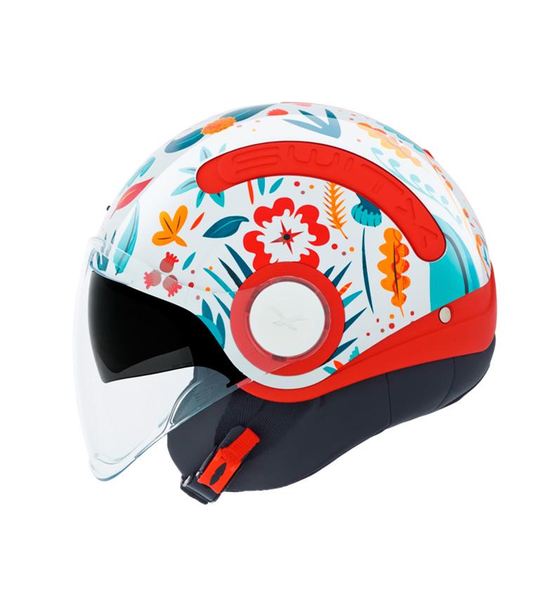 Comprar Nexx Helmets Helx Switx SX.10 Chloe blanc, multicouleur