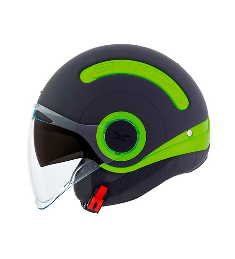 Comprar Nexx Helmets Casco Switx SX.10 negro, verde mate
