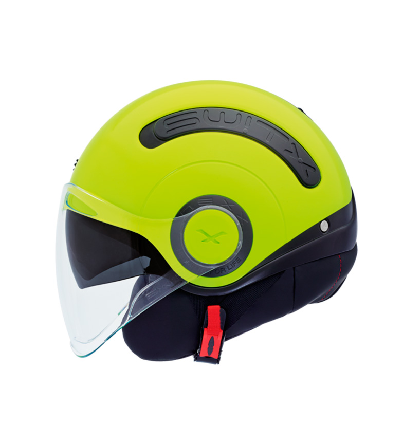 Comprar Nexx Helmets Helmet Switx SX.10 yellow, black