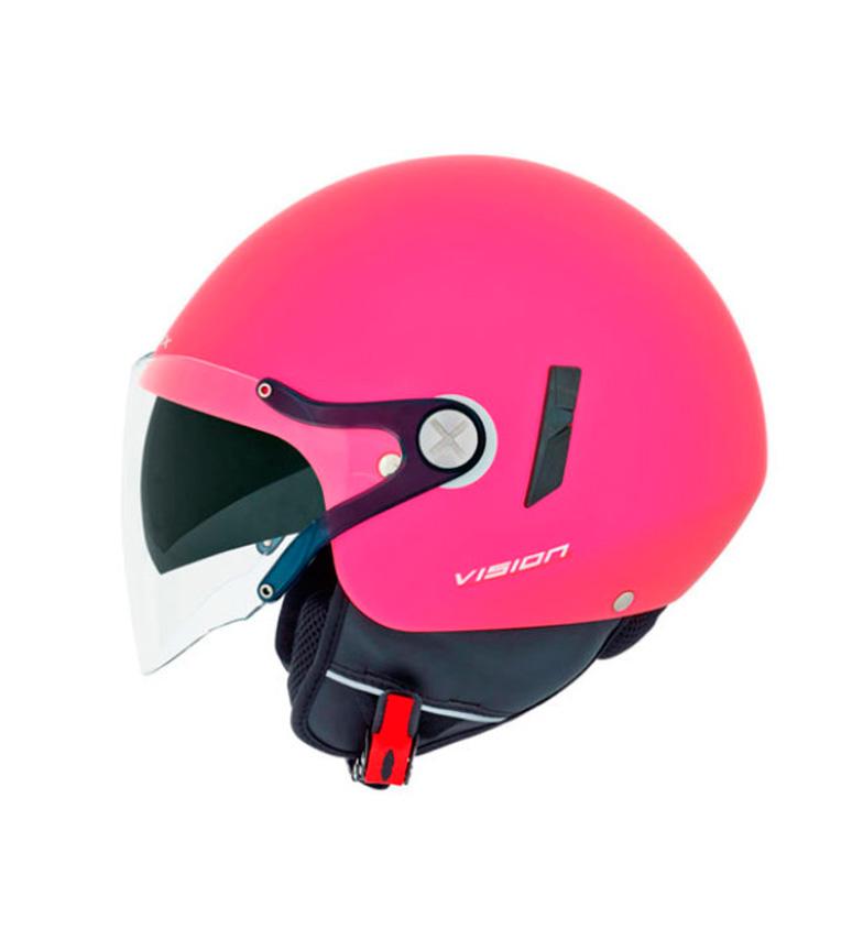 Comprar Nexx Helmets Casco jet SX.60 VF2 rosa opaco