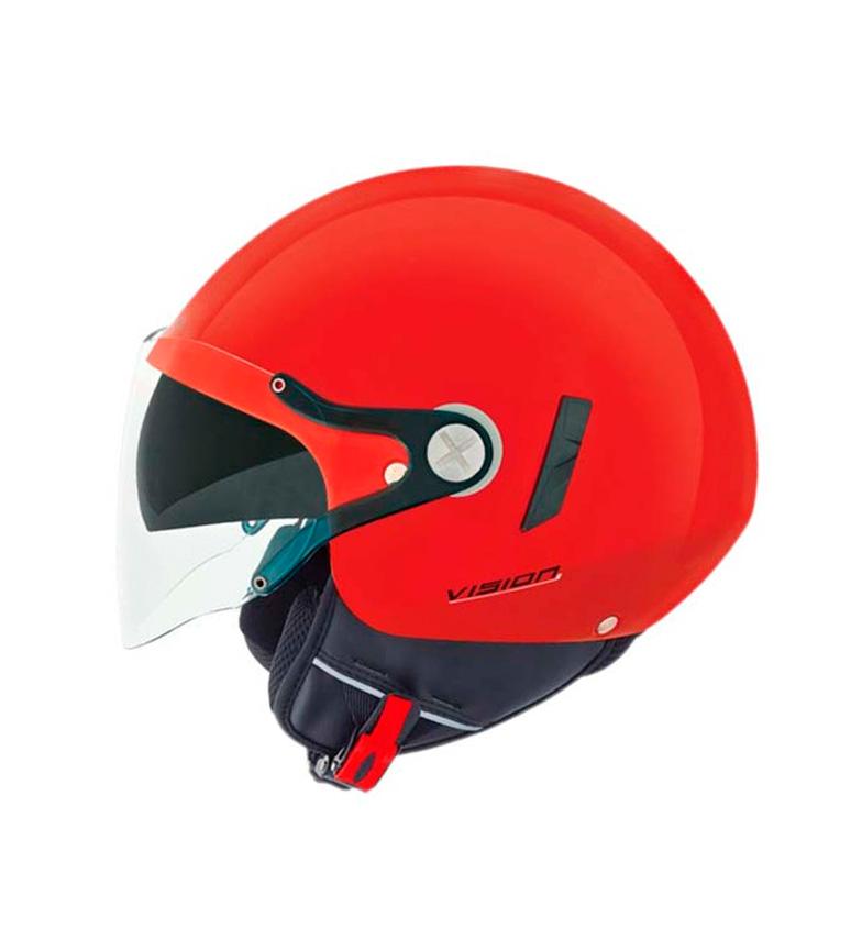 Comprar Nexx Helmets Casco jet SX.60 VF2 rojo
