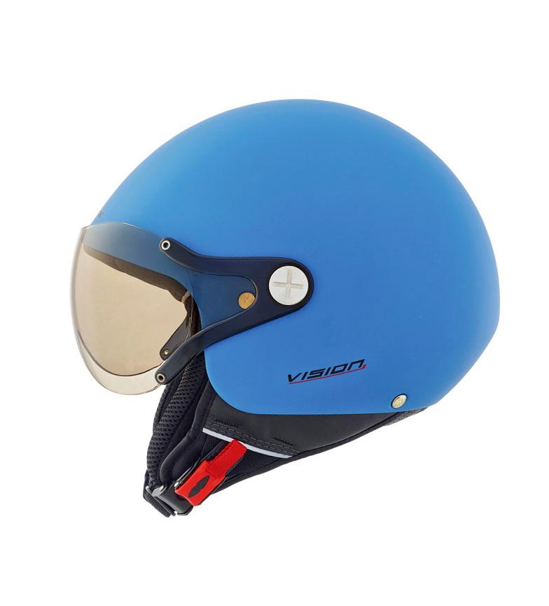 Comprar Nexx Helmets Casco jet X.60 Vision Plus azul mate