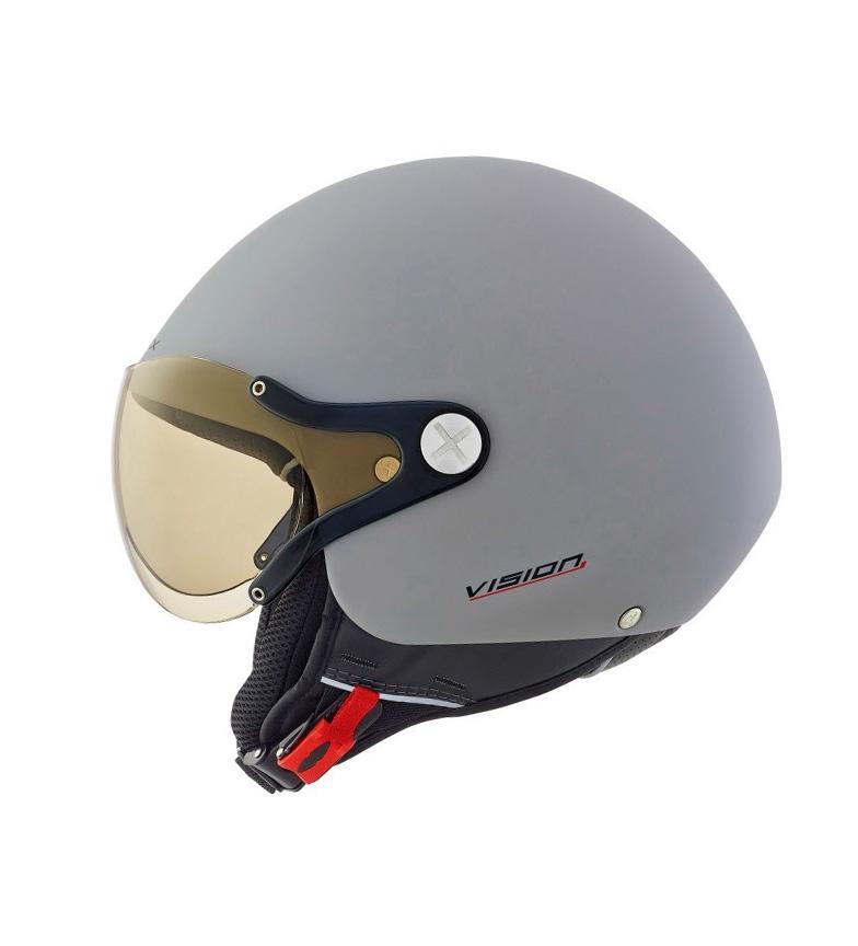 Comprar Nexx Helmets Casco jet X.60 Vision Plus gris mate