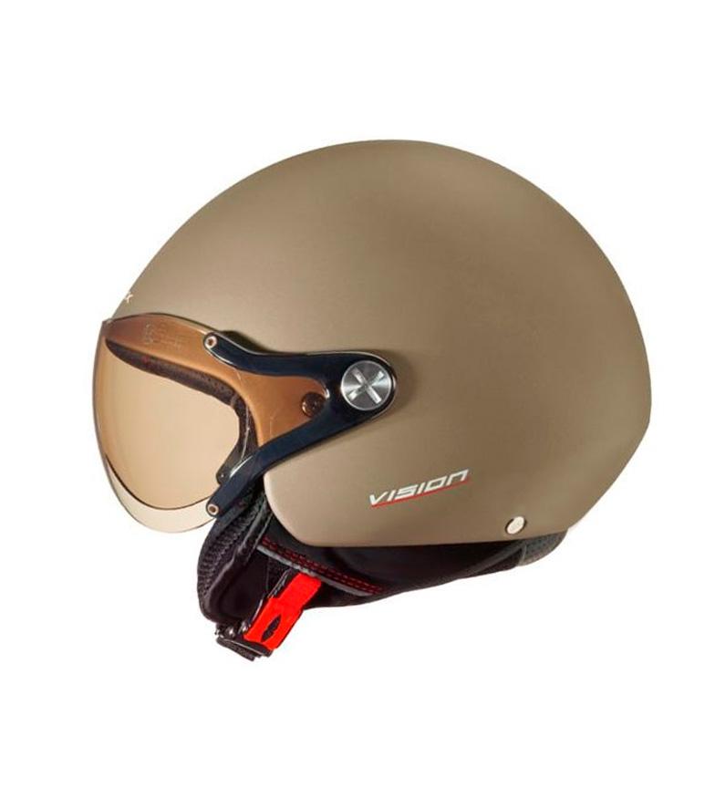 Comprar Nexx Helmets Casco jet X.60 Vision Plus dorado mate