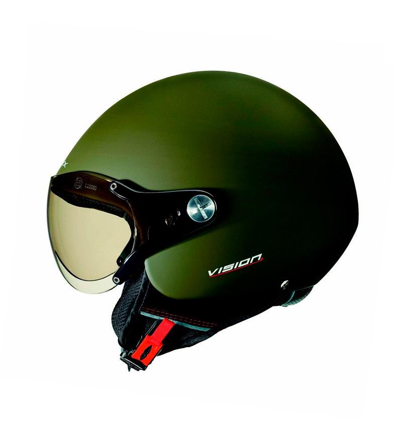 Comprar Nexx Helmets Jet helmet X.60 Vision Plus matte green