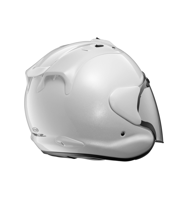 comprar arai casco jet x tend blanco tu tienda online de moto. Black Bedroom Furniture Sets. Home Design Ideas