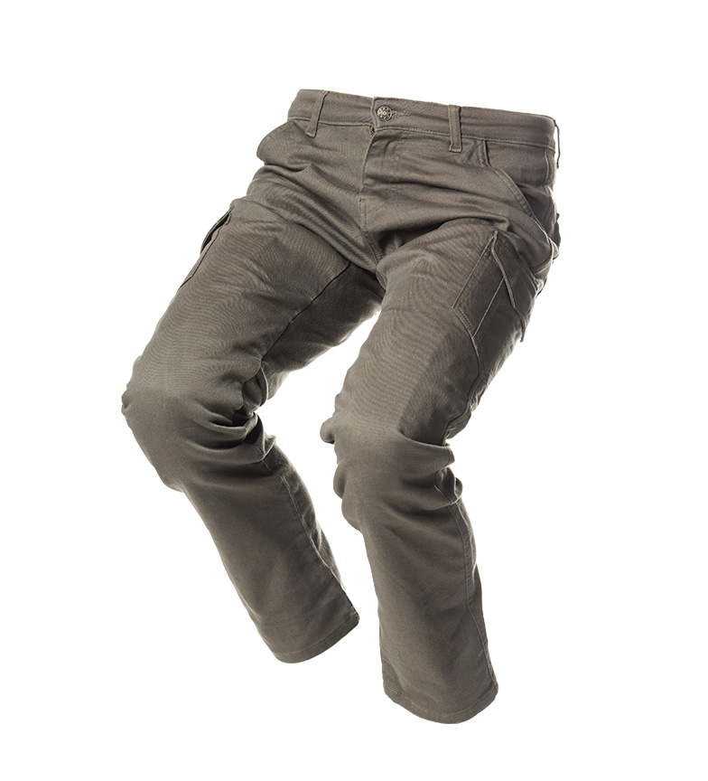 Comprar By City Pantalones Mixed Man kaki