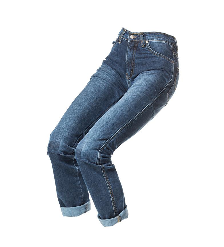 """03953ef2e5e13 Comprar By City Tejanos Lady azul - tu tienda online de Moto. """""""