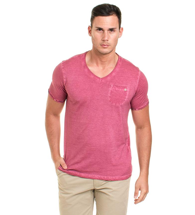 Comprar The Fresh Brand Shirt bordeaux Hari