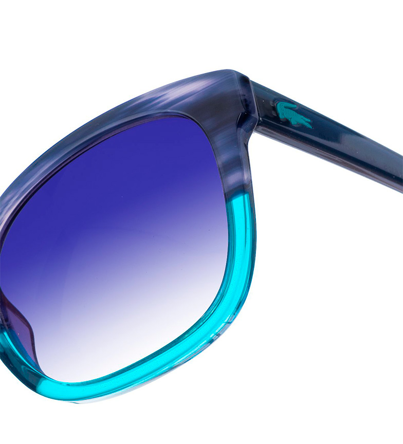 Lacoste Gafas de sol L815S-424 marino, turquesa