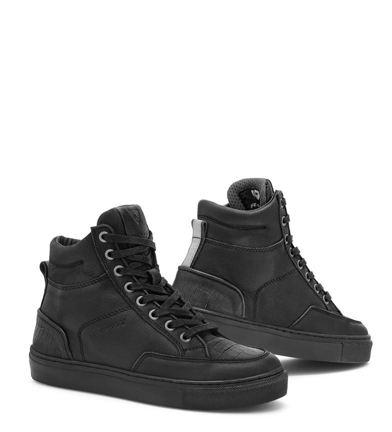 Comprar REV´IT! Emerald Ladies leather low-top sneakers black